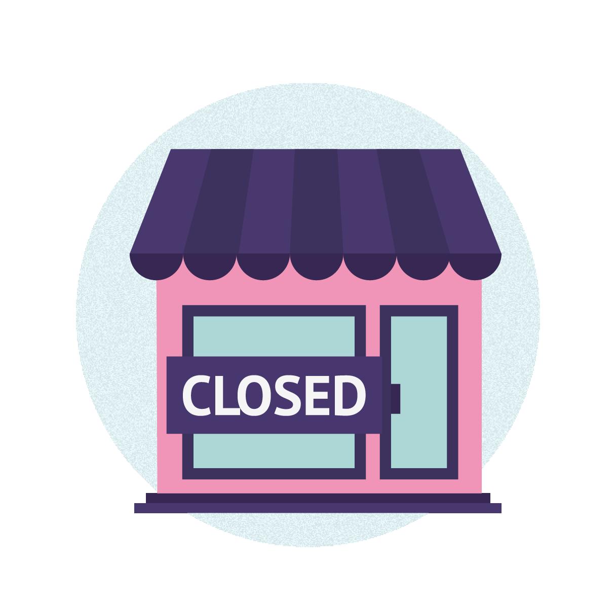 Shopping Malls Closing