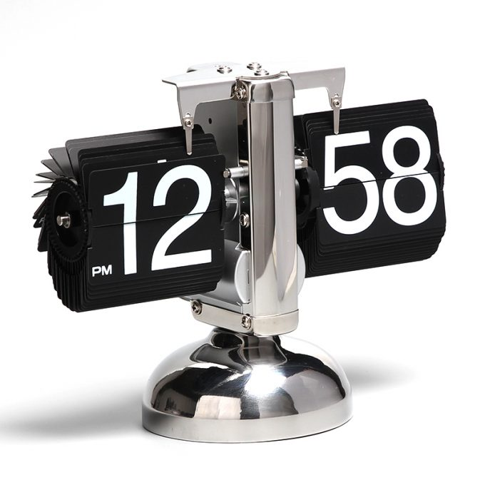 Classical Page Clock (4)