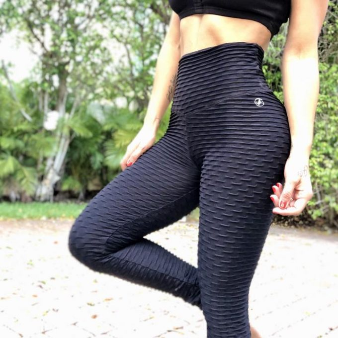 High Waisted Gym Leggings