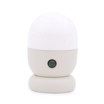 Capsule Sensor Lamp Grey