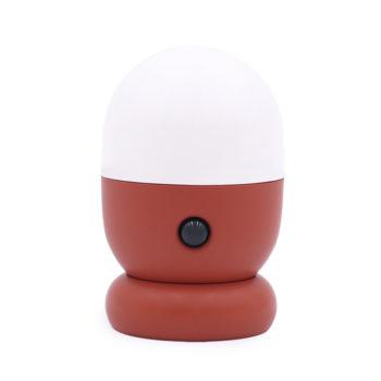 Capsule Sensor Lamp Red