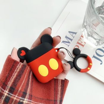 Airpods Silicone Protective Case Mickey