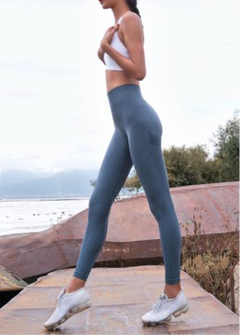 Women's High Waist Tight Stretch Leggings