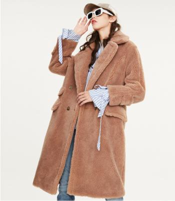 Women's Shorn Sheepskin Coats